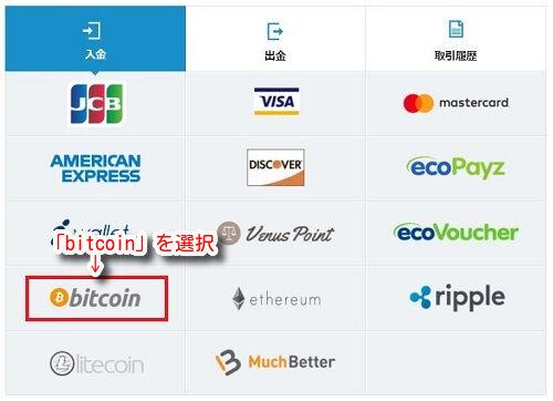 ビットコイン オンラインカジノ 身分証不要